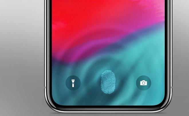 iPhone của 2020 sẽ có khóa vân tay trong màn hình