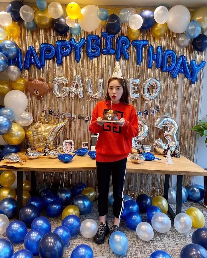 Minh Triệu tổ chức sinh nhật lần 2 cho Kỳ Duyên ở Hàn Quốc