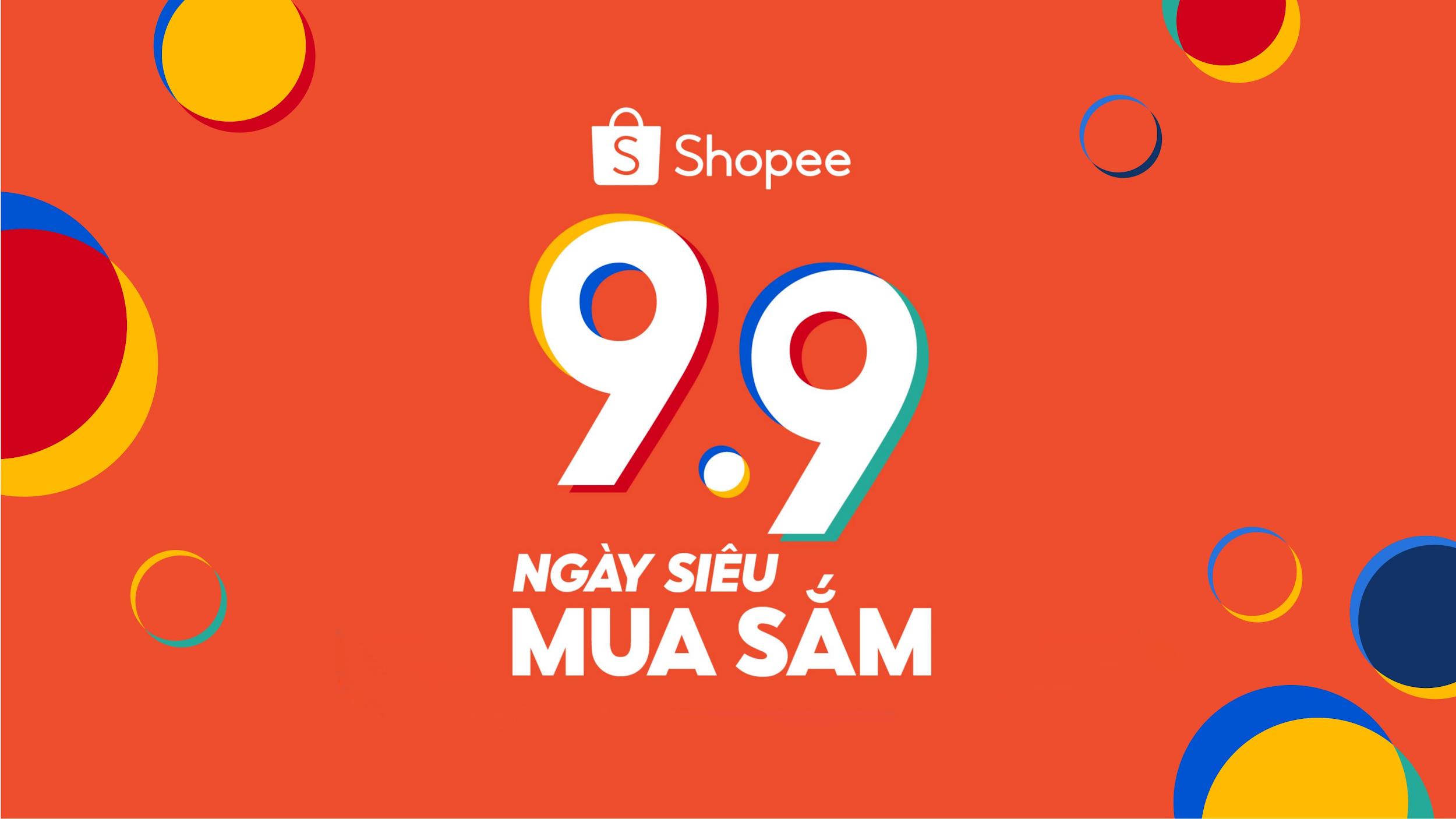 """Shopee mang đến 3 cam kết """"Siêu ưu đãi"""" trong ngày 9.9 Siêu Mua Sắm, phù hợp với tầm quan trọng ngày càng tăng của TMĐT trong giai đoạn bình thường mới"""