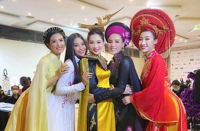 """Đặng Thu Thảo """"tái xuất"""" đẹp lấn át cả dàn Hoa hậu"""