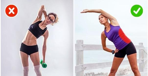 5 bài tập thể dục sai làm ảnh hưởng đến vóc dáng và quá trình giảm cân của bạn